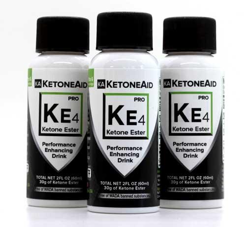Ketone Ester Image